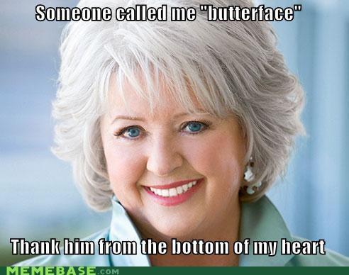 My Buttery, Buttery Heart