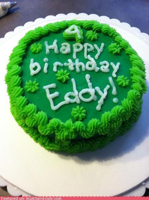 Epicute: Dog Birthday Cake!