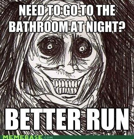 bed,bedroom,boogeyman,chivalry,darkness,knights,lisa,night,pee,piss,running,sleeping,stains,stalker,The Shadowlurker,urine