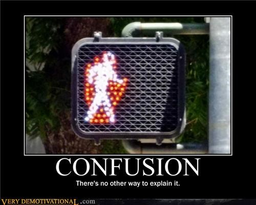 Crosswalk Confusion
