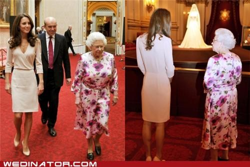 funny wedding photos,kate middleton,royal wedding,wedding dress