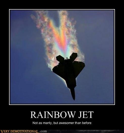 RAINBOW JET