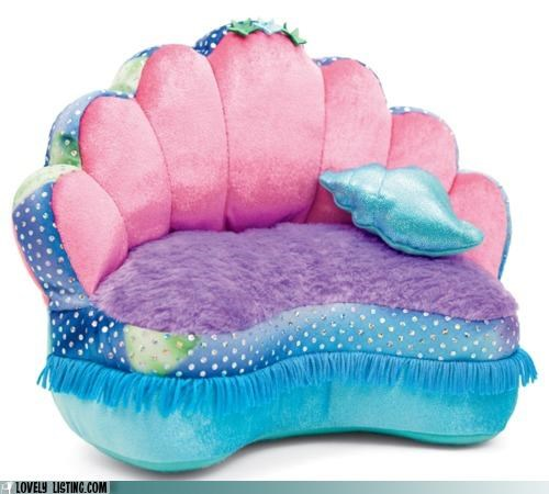 Have a Seat, You Look All Clammy