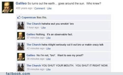 Classic: Science vs. Religion
