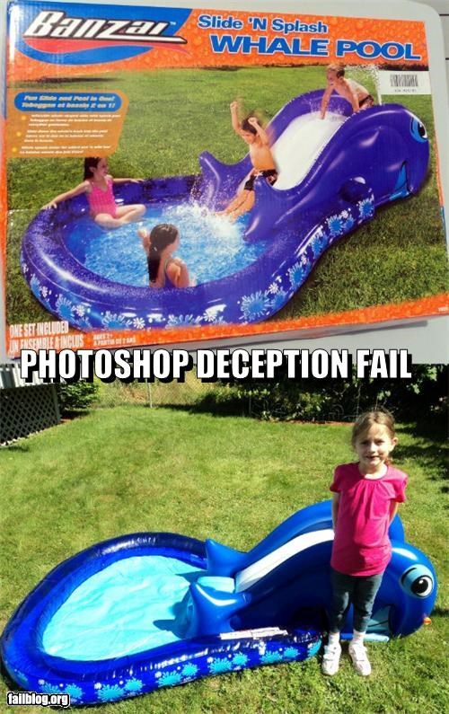 Slide Size FAIL