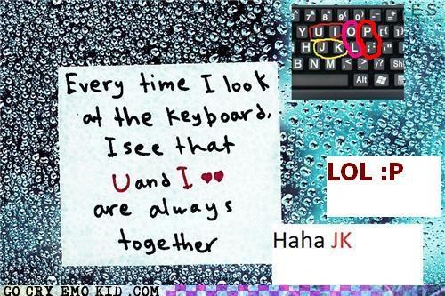 hipsterlulz,jk,keyboard,lol