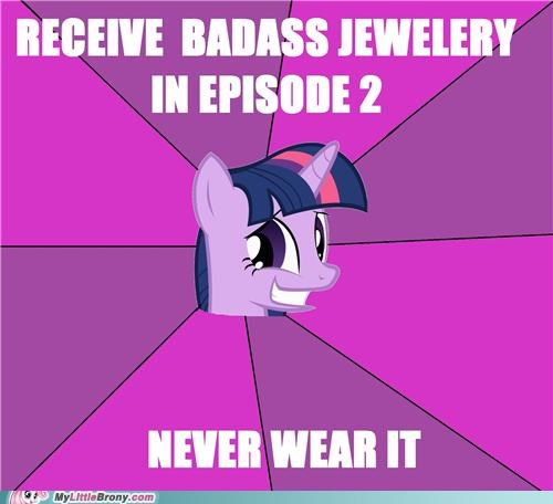 Pony Logic Doesn't Always Make Sense