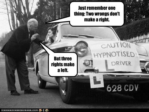 Driving Advice For The Ages