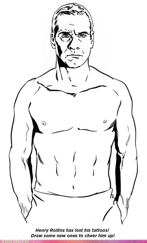Henry Rollins Needs Your Help!
