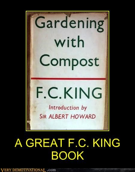 A GREAT F.C. KING BOOK