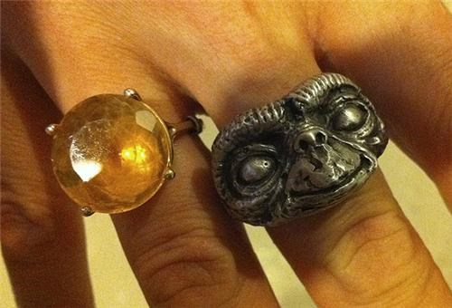 E.T. Ring of the Day