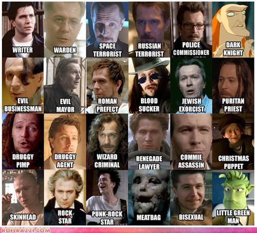 Gary Oldman Is EVERYONE