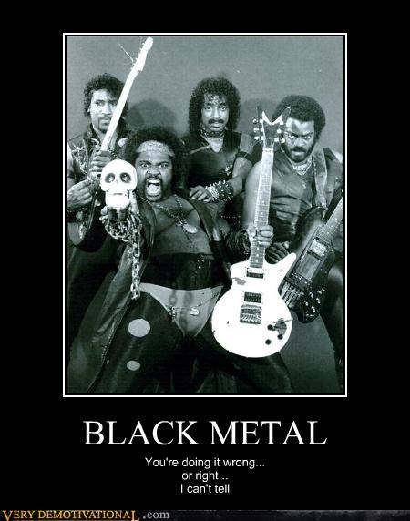 Classic: BLACK METAL