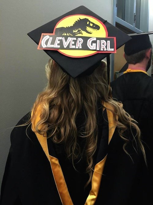 The Most Clever Graduation Caps From the Class of 2015