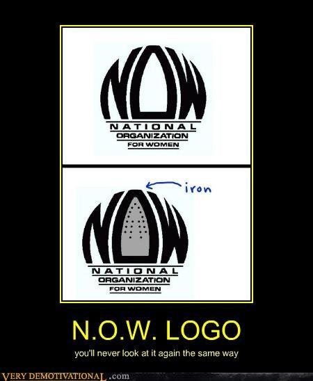 hilarious,iron,logo,now