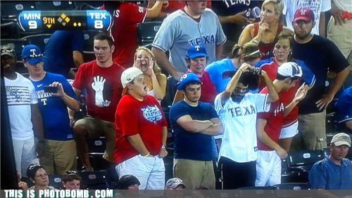 Catching the Foul Balls