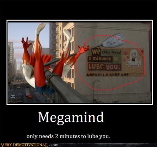 hilarious,lube,mega mind,Movie,superheroes,wtf