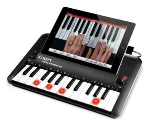 iPad Piano Tutor of the Day