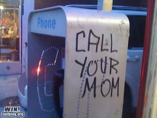 call,good advice,hacked irl,mom,phone