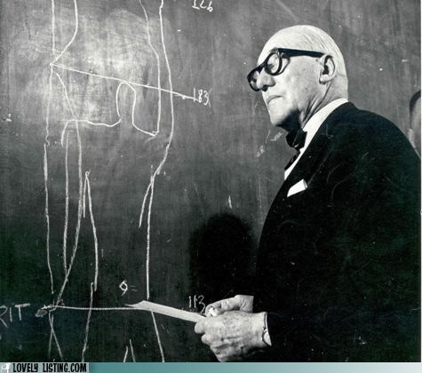 Lovely Listers: Le Corbusier