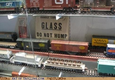 But the Trains Need Humping!