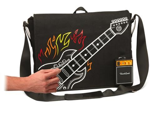 Rock n' Roll Messenger Bag of the Day