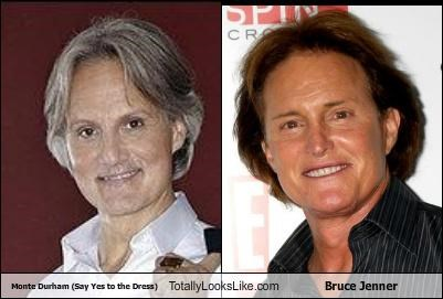 Monte Durham (Say Yes to the Dress) Totally Looks Like Bruce Jenner