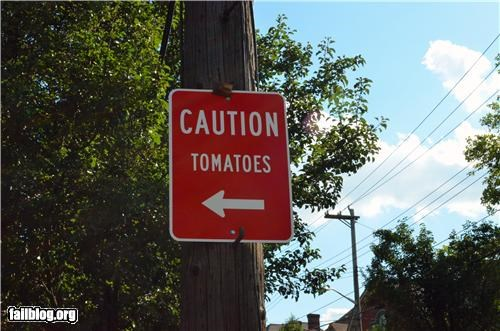 Oddly Specific: Attack Of The Killer Tomatoes