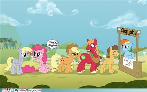 clop,hjs,jobs,rainbow dash