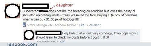 Hotdogs and Condoms