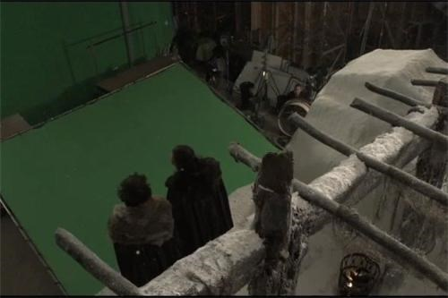 Game of Thrones VFX Reel of the Day