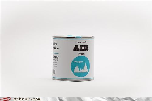 Now Even the Air Is Marketable