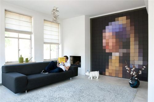 Pixel Wall Art of the Day