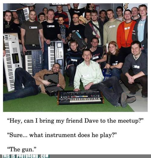 When You See It: What Instrument Do You Play?