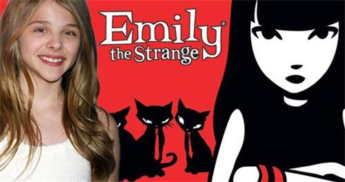 Emily the Strange Movie News of the Day