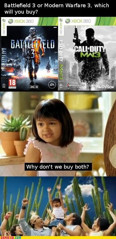 Buy All the Games!