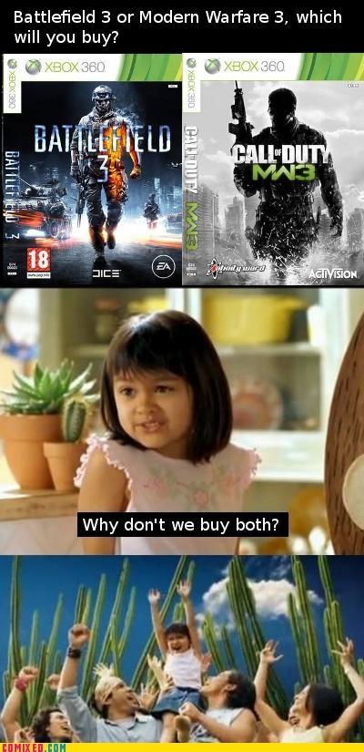 battle field,call of duty,ortega girl,video games,xbox