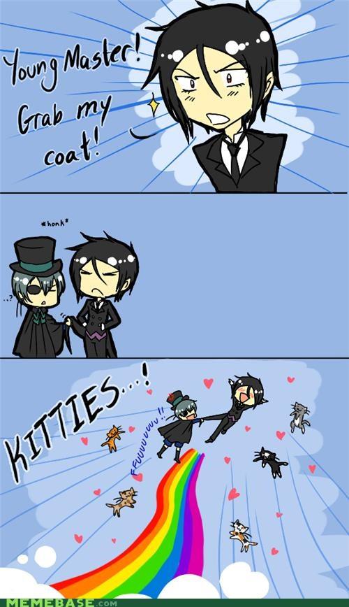 adventure,coat,kitties,master,video games