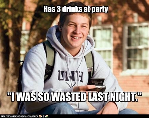 Uber Frosh Doesn't Even Remember What Happened