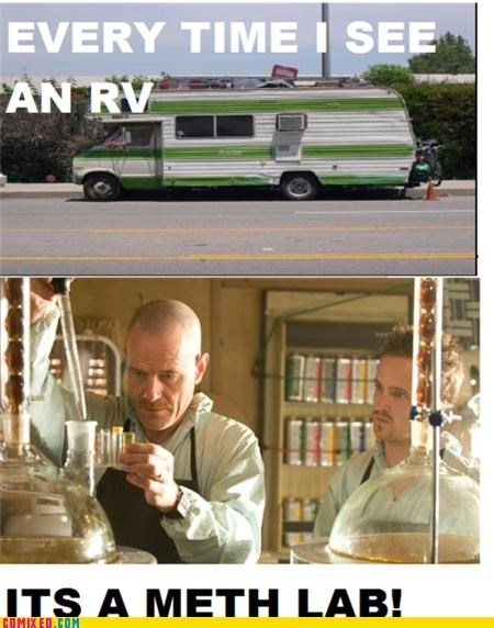 Every Time I See an RV