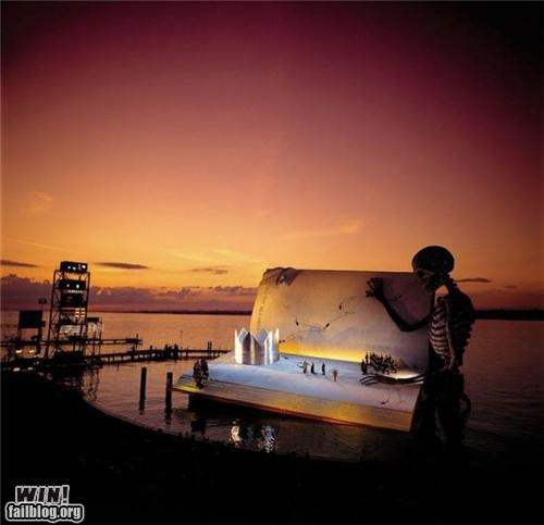 cool,design,lake,Stage,theater