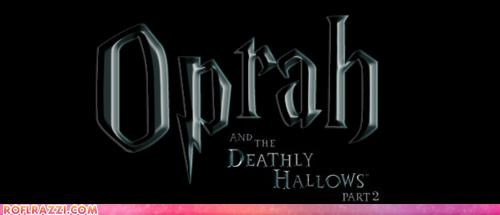 Oprah And The Deathly Hallows