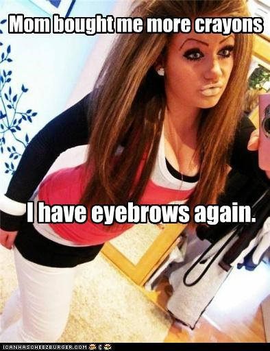 eyebrows,GET IT AWAY,guidette,Hall of Fame,Photo,tan,what