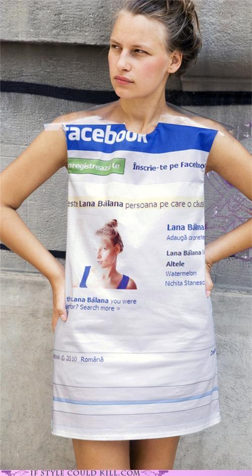 cool accessories,dress,facebook