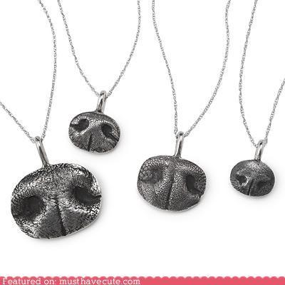 cat,custom,dogs,necklace,nose,pendant