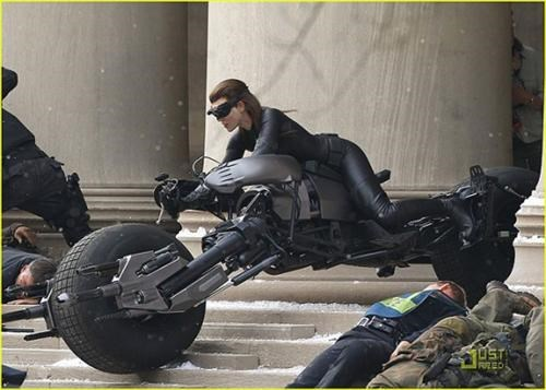 Dark Knight Rises Set Photos of the Day