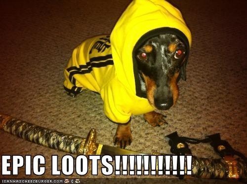 EPIC LOOTS!!!!!!!!!!!