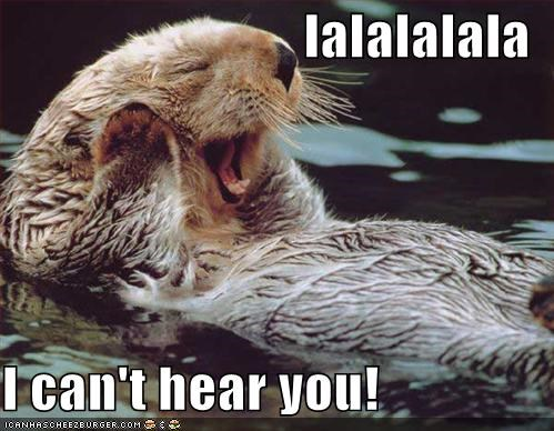 hearing,listen,otter,sound,water