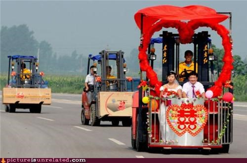 Best Wedding Procession I've Seen