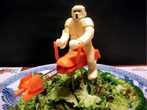 Star Wars Sushi of the Day
